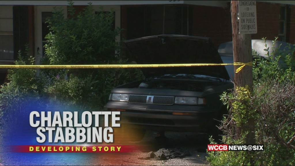 Witness: Man Stabbed Repeatedly While Working Under Car In Grier Heights