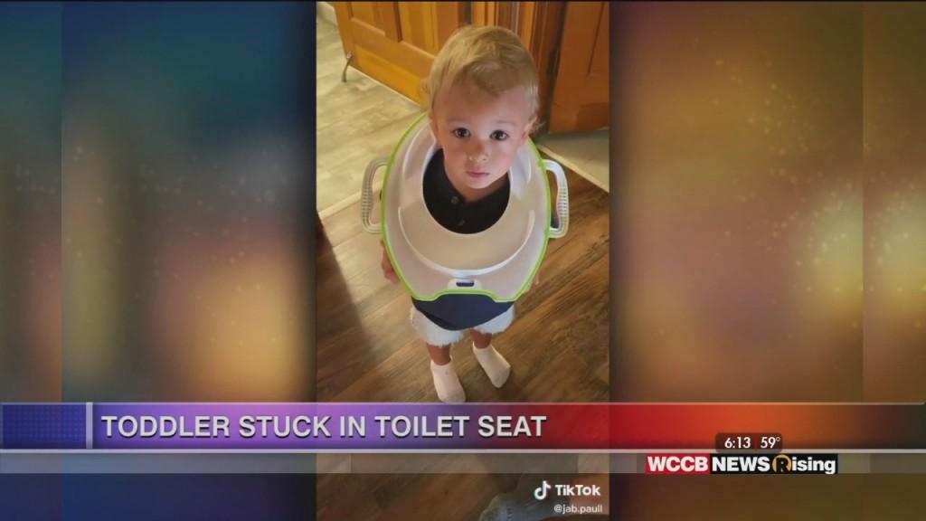 Viral Videos: Toddler Stuck In Toilet Seat And Mcdonald's Milkshake Hack