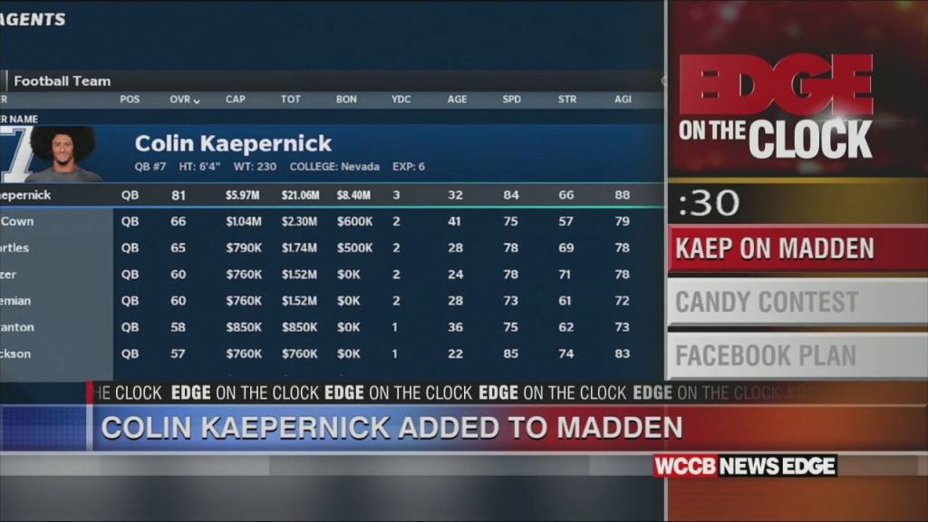 Kaep Is In The Game