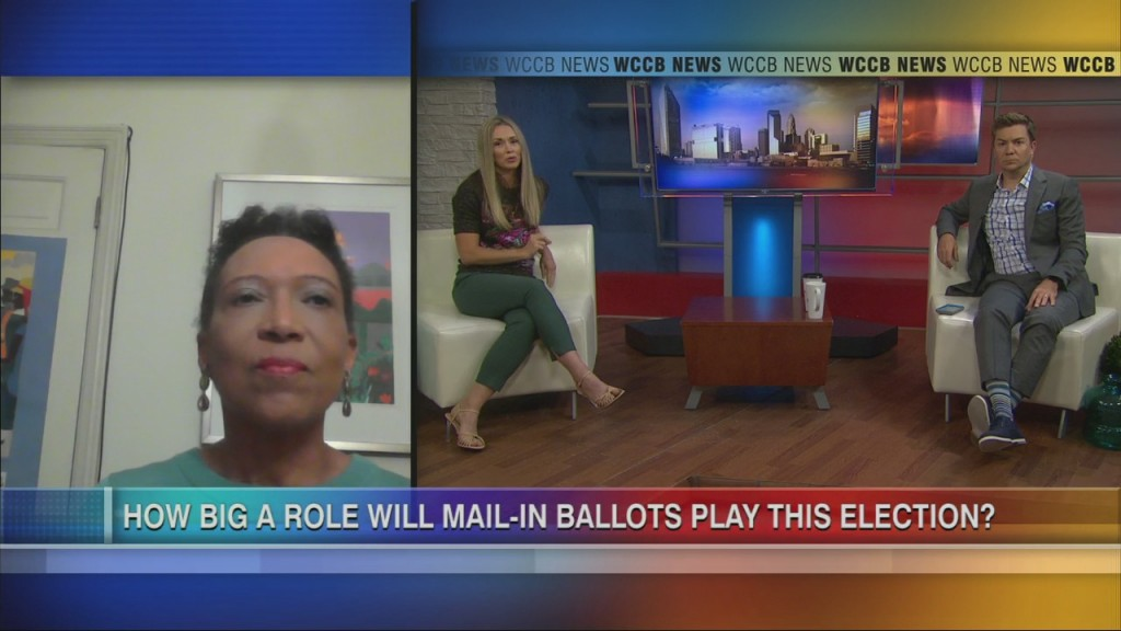 Mary C. Curtis: How Big A Role Will Mail In Ballots Play In Election?