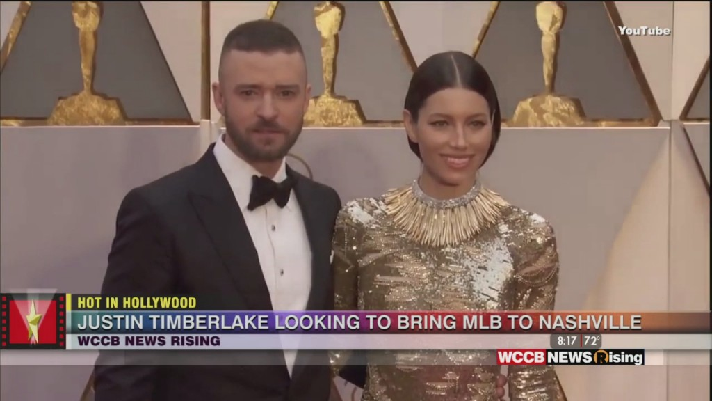 Hot In Hollywood: Justin Timberlake Pushing For Nashville Mlb Team And Halsey Set To Make Acting Debut