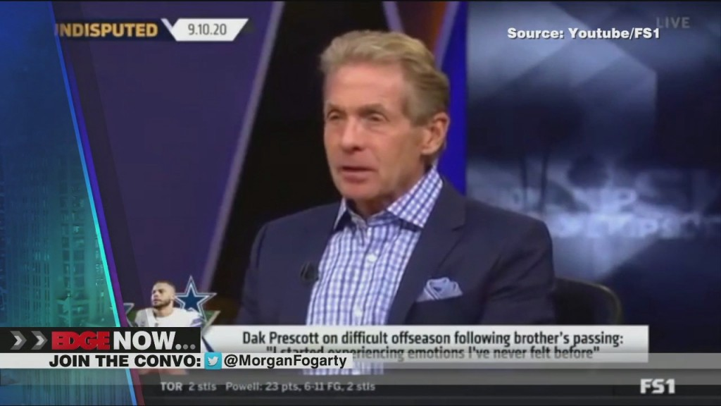 Skip Bayless Under Fire For Comments
