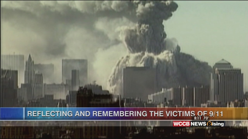 Derek And Laresa Reflect On 9/11, 19 Years Later