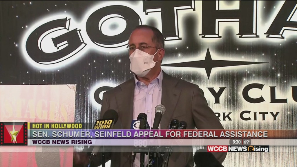 Hot In Hollywood: Jerry Seinfeld Fights For Nyc Clubs And Taylor Swift To Perform At Cma's