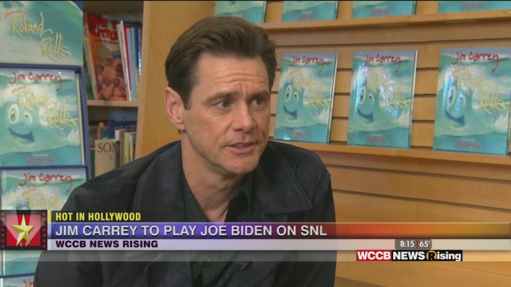 Hot In Hollywood: Jim Carrey To Play Joe Biden On 'snl' And Wendy Williams Admits To Being A 'peeping Tom'