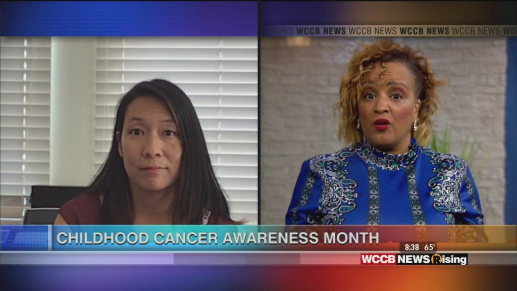 Healthy Headlines: Childhood Cancer Awareness Month