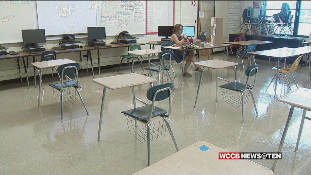 Nc Governor Allows For Schools To Move Into 'plan A', District Responses Vary