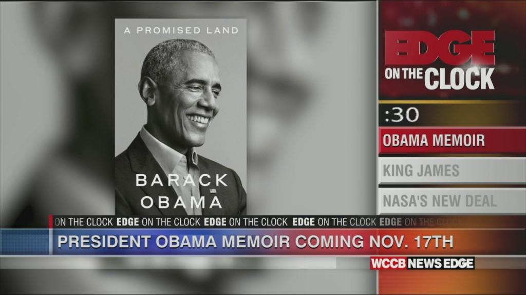 Obama Set To Release Memoir