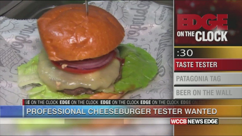 National Cheeseburger Tester