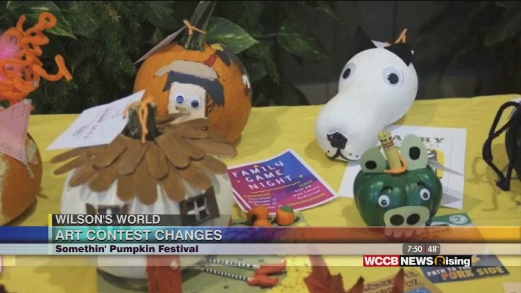 Wilson's World: Updates To The Supthin' Pumpkin Festival In Gaston County