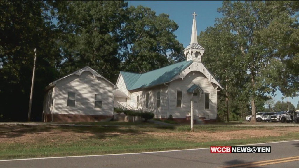 Local Woman Trying To Save Historic African American Church In Lincoln Co.