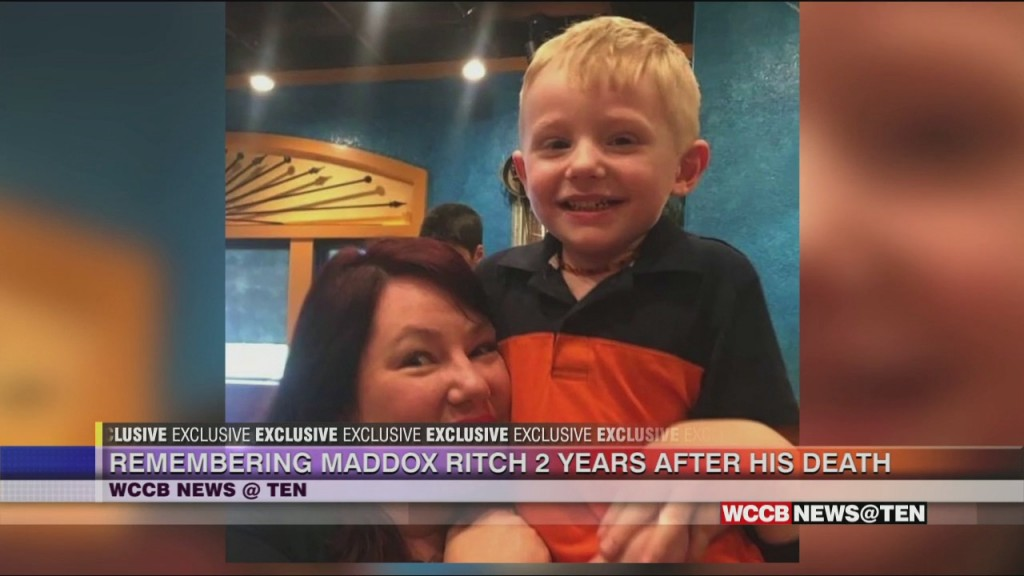 Maddox Ritch's Mother Speaks Out Two Years After His Tragic Death