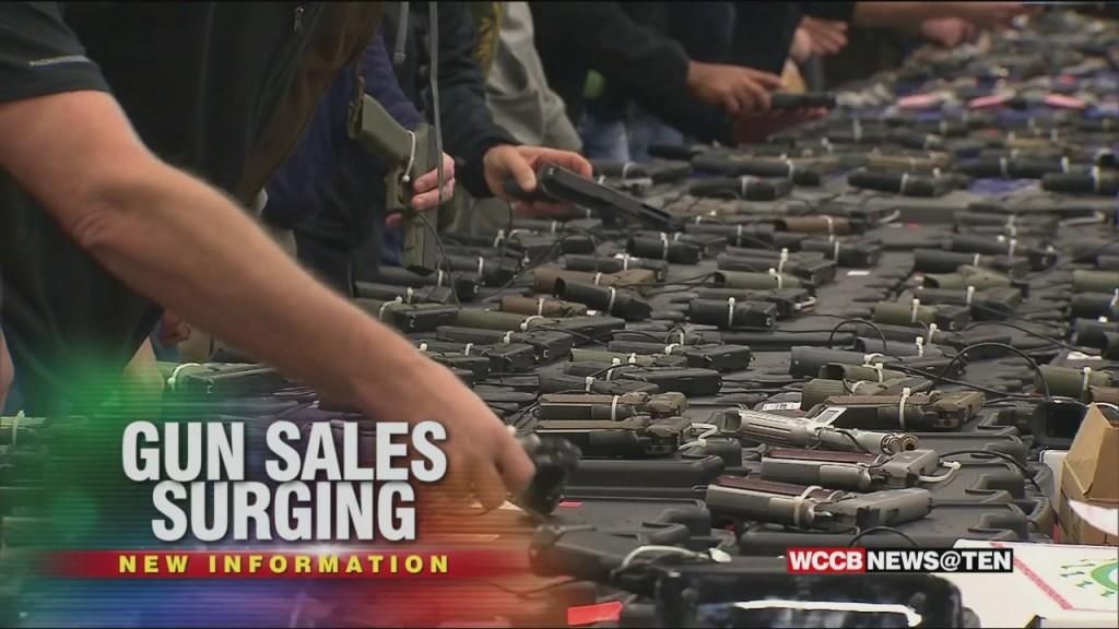 Surge In Gun Permits