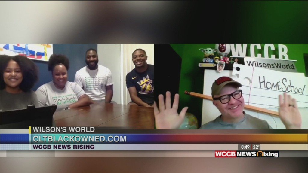 Wilson's World: Learning More About The 'clt Black Owned' Website