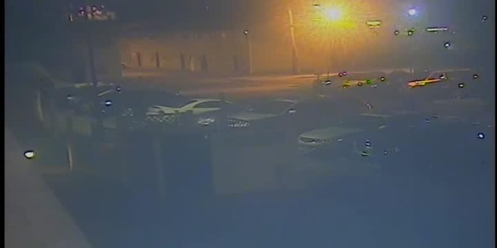 Tydarrien Ford Suspect Surveillance Video