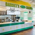 Harriet's Hamburgers Optimist Hall