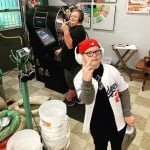 Johnathan And Reid At Haerfest Coffee