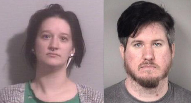 Concord Police: Man, Girlfriend Charged With Sex Offenses Involving A Child