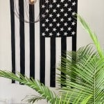 Flag Plant Vertical