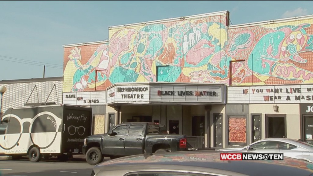 Charlotte City Council Releases More In Cares Art Stimulus Funds