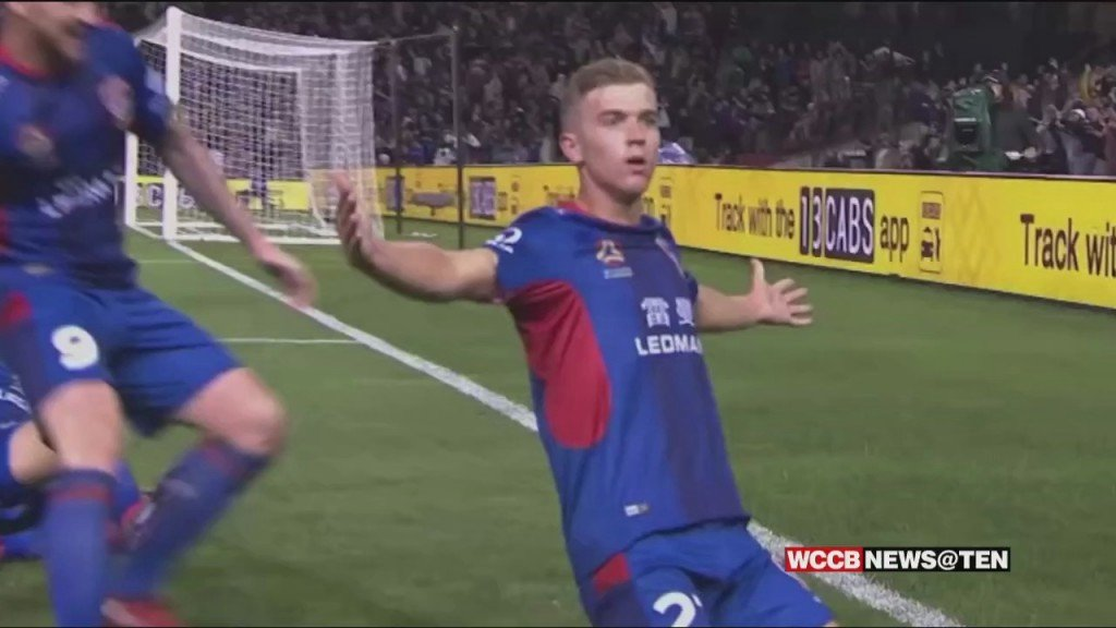 Riley Mcgree Signs Charlotte Fc