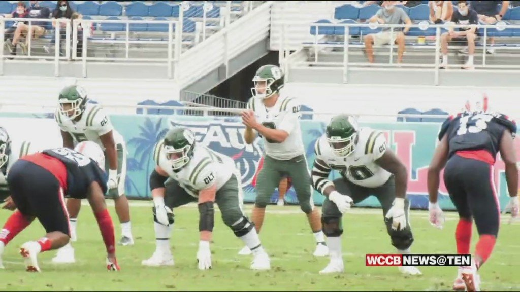 Charlotte 49ers Looking For Win
