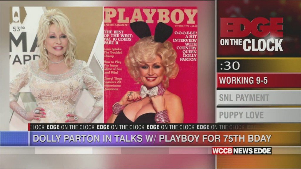 Dolly Going Back To Playboy?