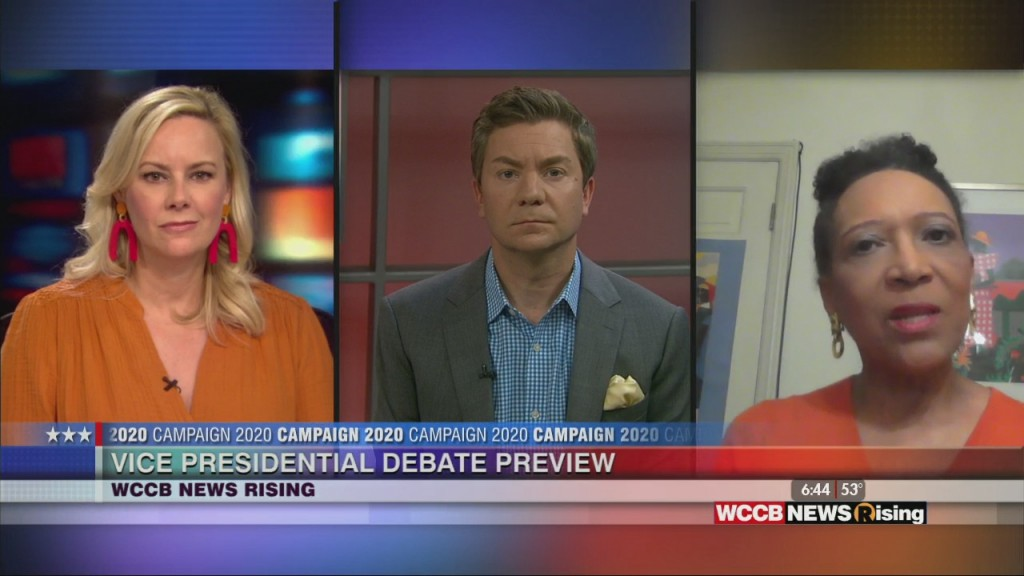 Mary C. Curtis: Vice Presidential Debate Preview