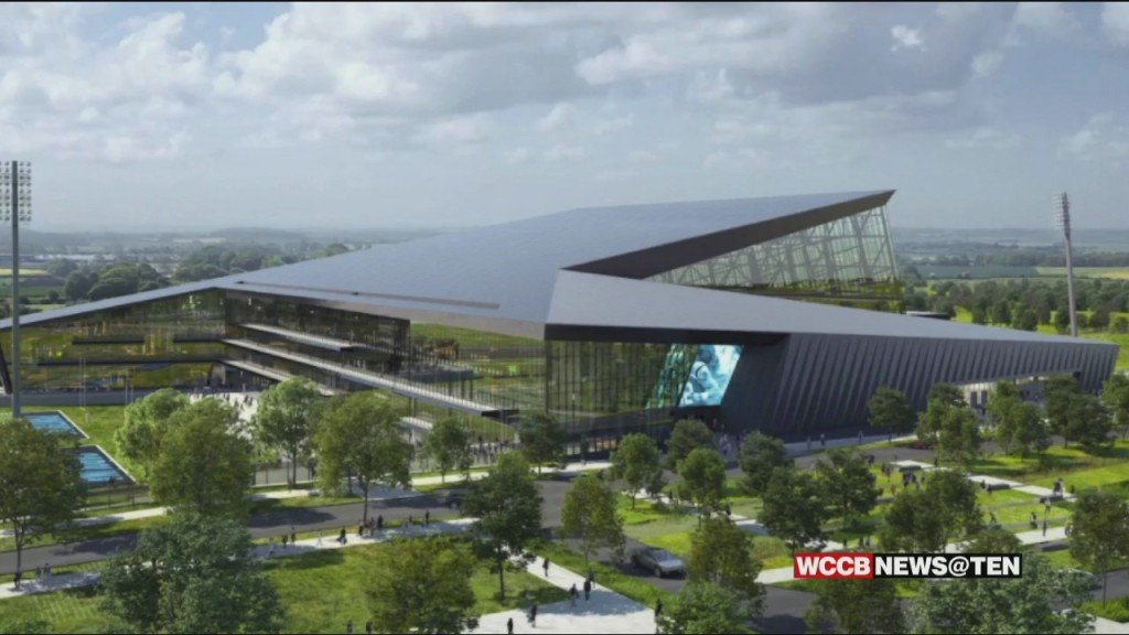 Ground Broken On New Panthers Facility