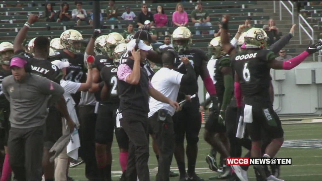 Charlotte 49ers To Allow Fans For October Home Games