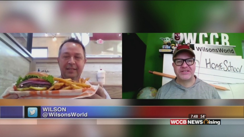 Wilson's World: A Virtual Visit With The Newest Backyard Burgers In Gastonia