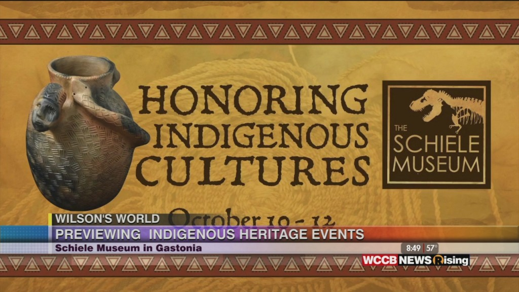 Wilson's World Homeschool: Learning More About This Weekend's Indigenous Heritage Events At The Schiele Museum
