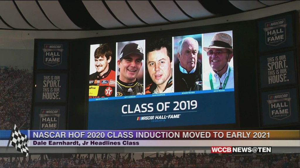 Nascar Hall Of Fame Postpones Class Of 2021 Induction