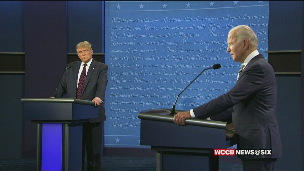 Political Wrap: Debate Over The Next Debate; President Trump Returns To Campaign Trail
