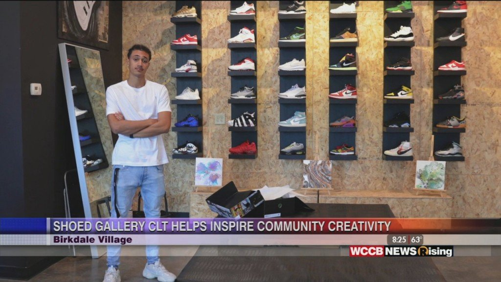 Inspiring Community And Creativity With Shoed Gallery Clt