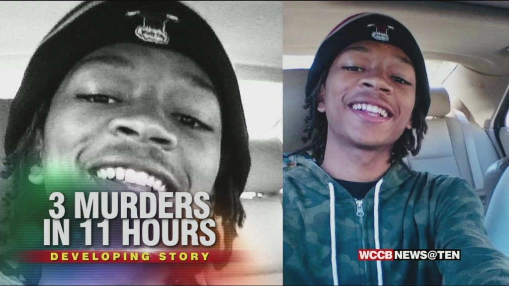 Violence In Charlotte: 3 Murders In 11 Hours