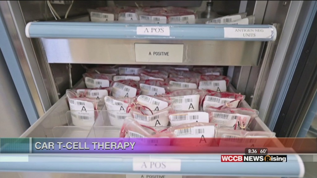 Healthy Headlines: Car T Cell Therapy