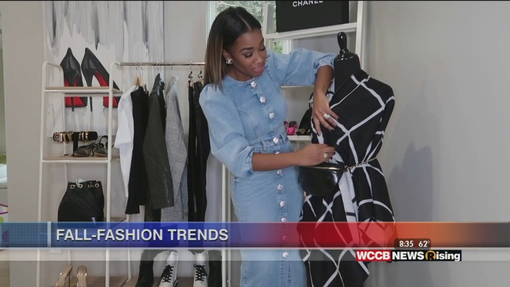 Stylist Nina Johnson Must Have Fall Fashion Trends