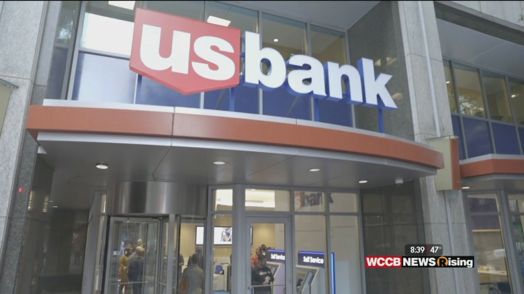 Rising Spotlight: Us Bank Opens New Location In Charlotte