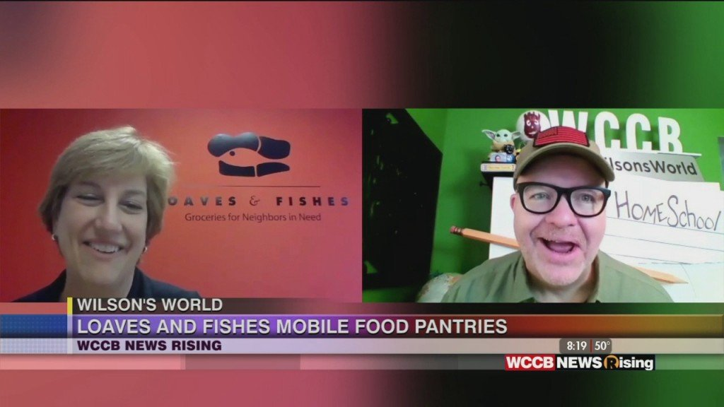 Wilson's World: The Ymca Of Greater Charlotte Has Partnered With Loaves And Fishes To Set Up Mobile Food Pantries