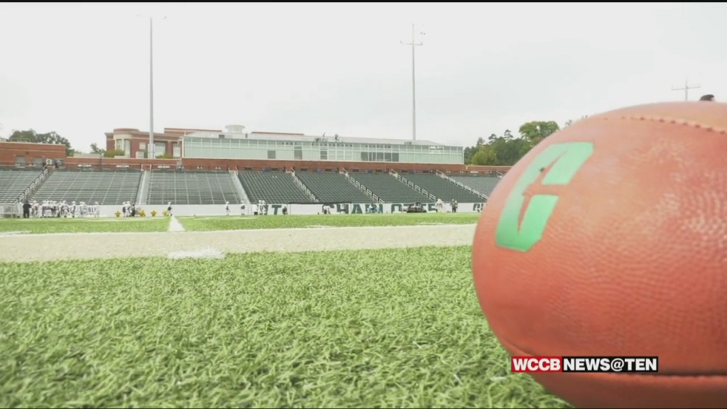 Charlotte Football Pushing On After Third Postponed Game