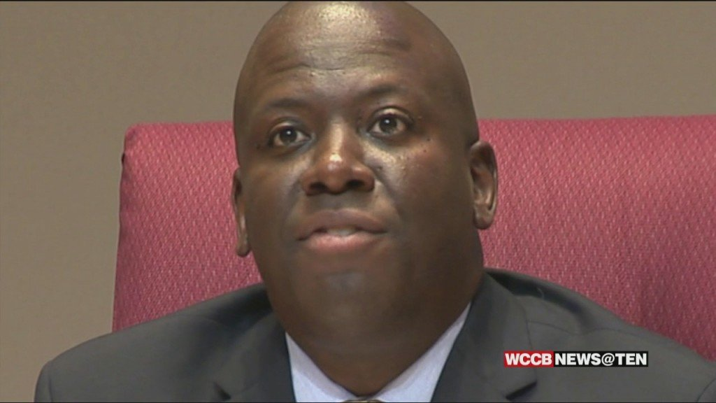 Cms Superintendent Earnest Winston Diagnosed With Bell's Palsy