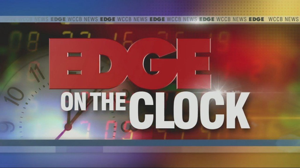 Edge On The Clock October 23