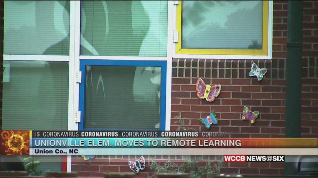 Unionville Elem. Moves To Remote Learning