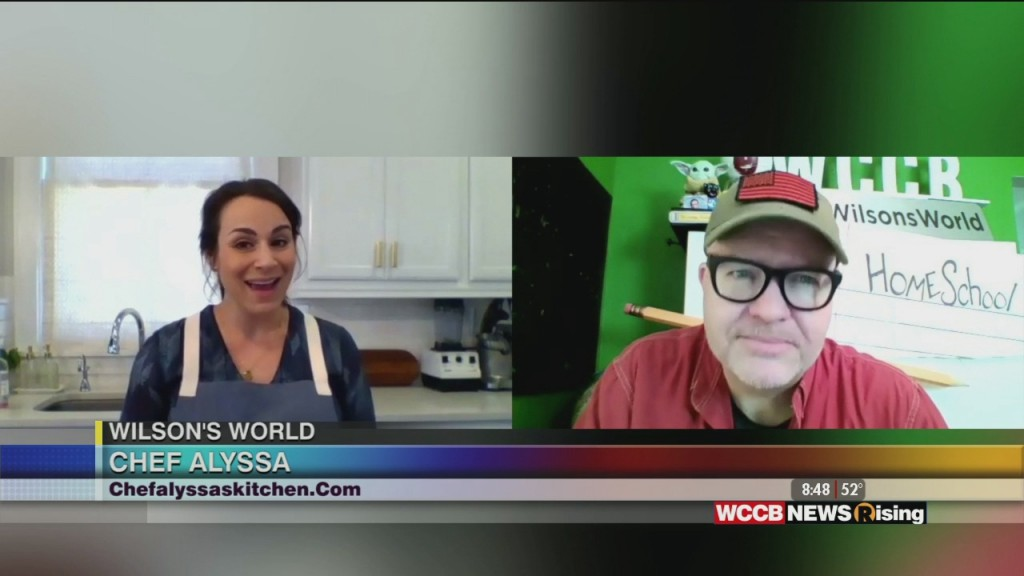 Wilson's World: Cooking Up Some Halloween Fun For The Kids With Chef Alyssa