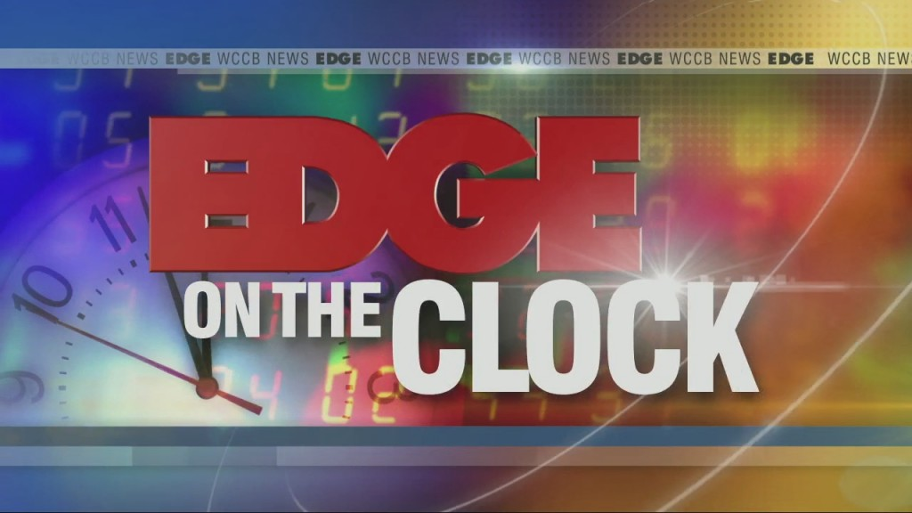 Edge On The Clock 27th Of October