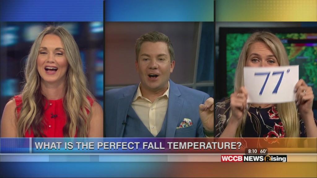 Debating The Perfect Fall Temperature