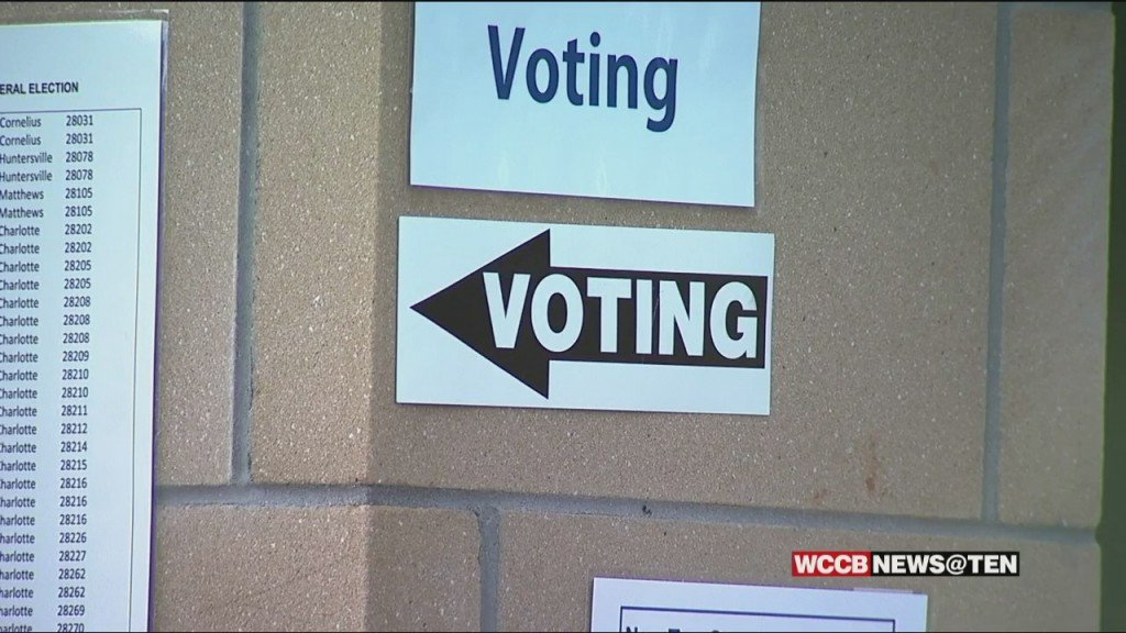 Poll Workers Offer Tips To Make Voting An Easy And Quick Process