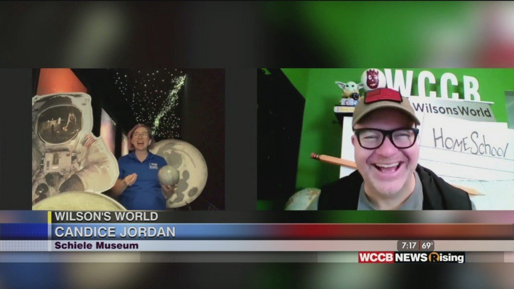 Wilson's World: Learning About This Weekend's Blue Moon With The Schiele Museum In Gastonia