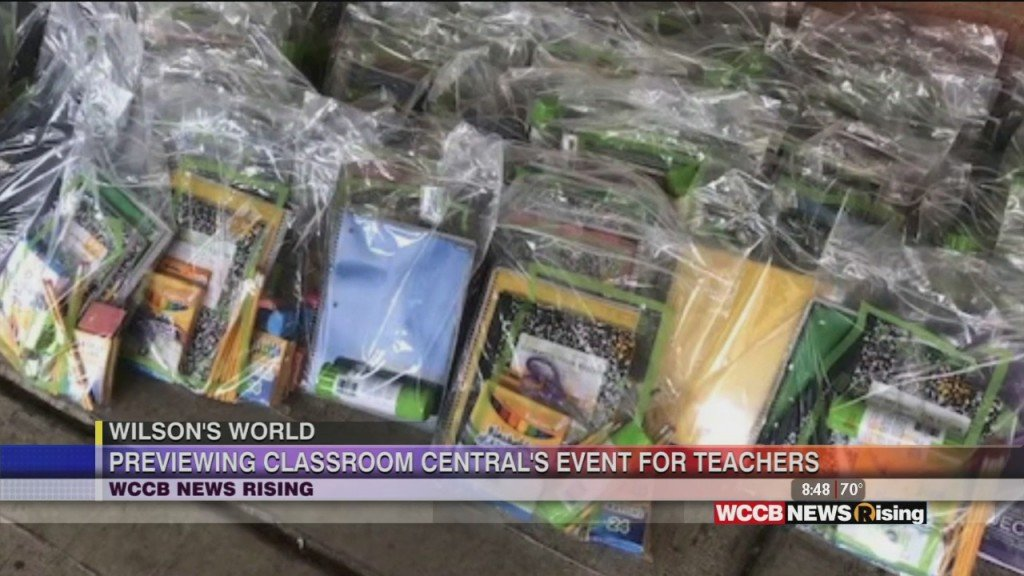 Wilson's World: Previewing Classroom Central's Event For Teachers
